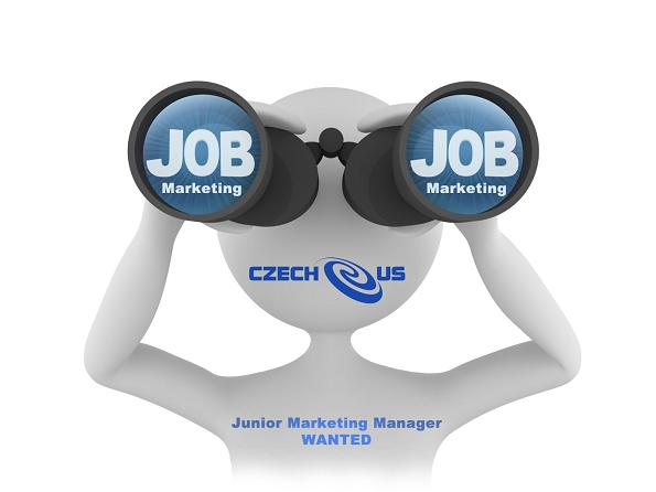Pozice Junior Marketing Manager