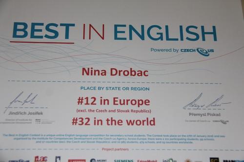 Split - Best in English