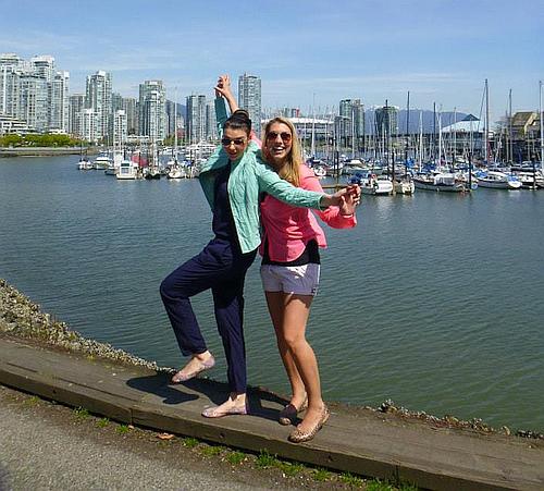 Studium v Kanadě mi dalo zážitky, znalosti a nejlepší 3 roky mého života