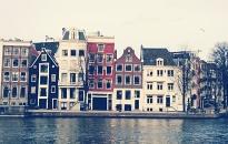 Menu - Studium v Holandsku