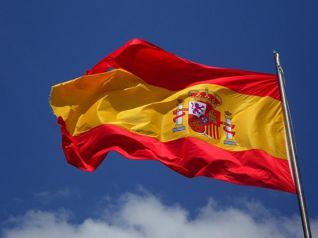Registrujte se do Španělska