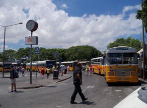 Valleta autobusové nádraží
