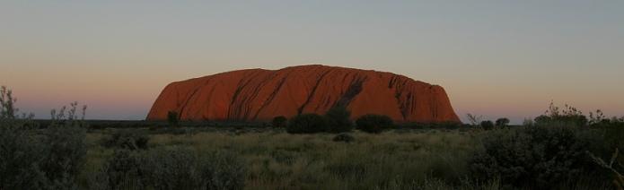 Australia Ayers Rock