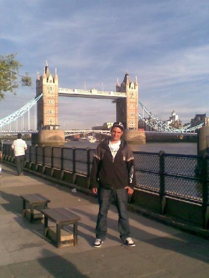 Londýn - Staněk