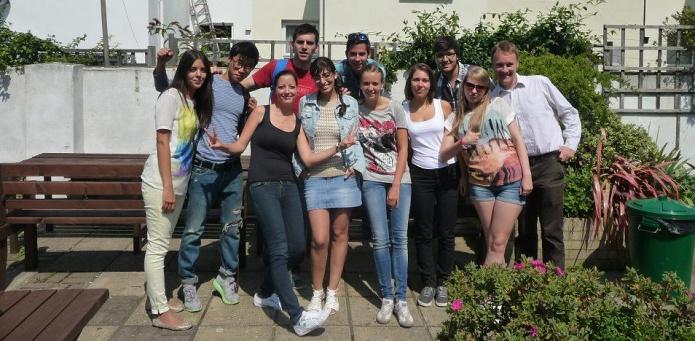 Fotografie z jazykové školy LTC Brighton