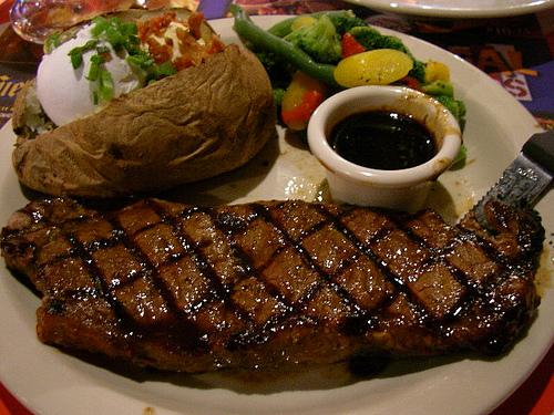Tento steak můžete jíst v hostitelské rodině v zahraničí