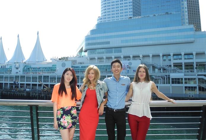 Vancouver SELC skupinka