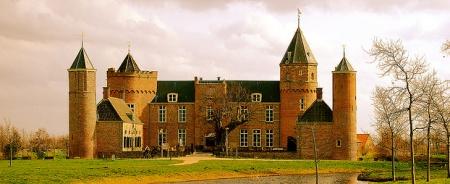 Westhove Castle - Holandsko