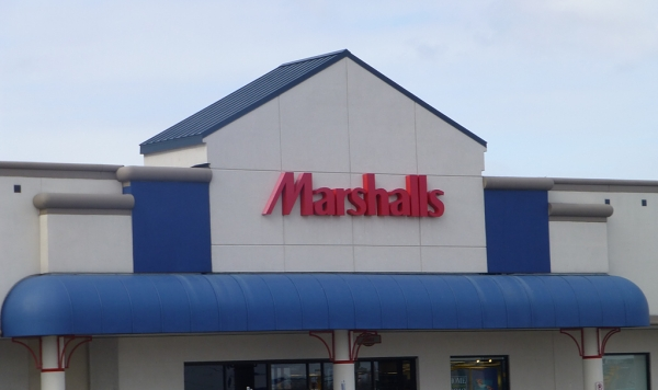 Marshalls outlets