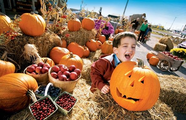 Halloween v Kanadě