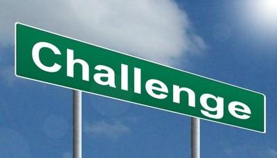 Výzva - Jít do toho!