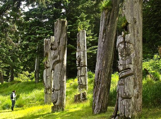 Kanadské národní parky