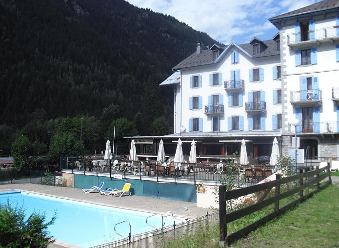 Práce v hotelu ve Francii