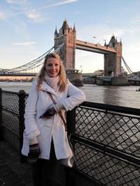 Helča v Londýně