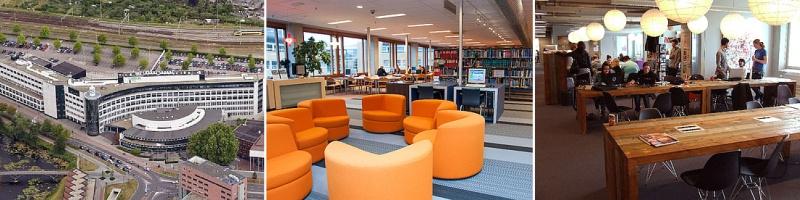 Studium v Holandsku není těžší než v Česku, je ale mnohem praktičtější