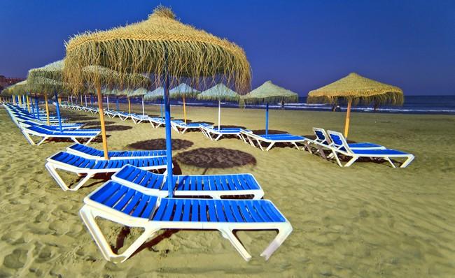Španělsko Beach