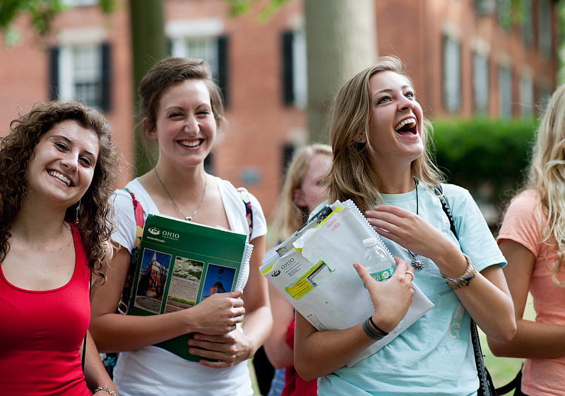 Studium v zahraničí - naše služby jsou nyní zdarma!