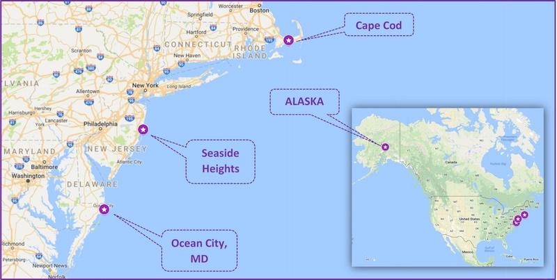 Mapa srovnání