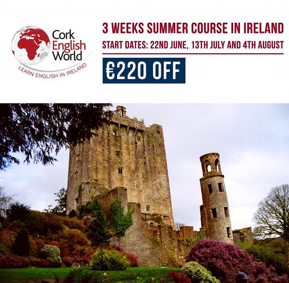 Summer Course In Irelands