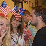 Americký večer v Olomouci