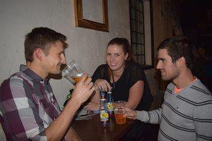 Americký večer v Ostravě