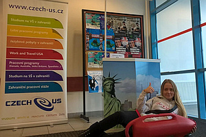 Infopoint nejen o Work and Travel USA