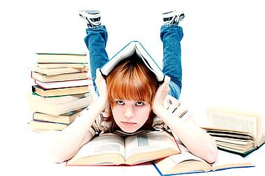 Studium není těžké.