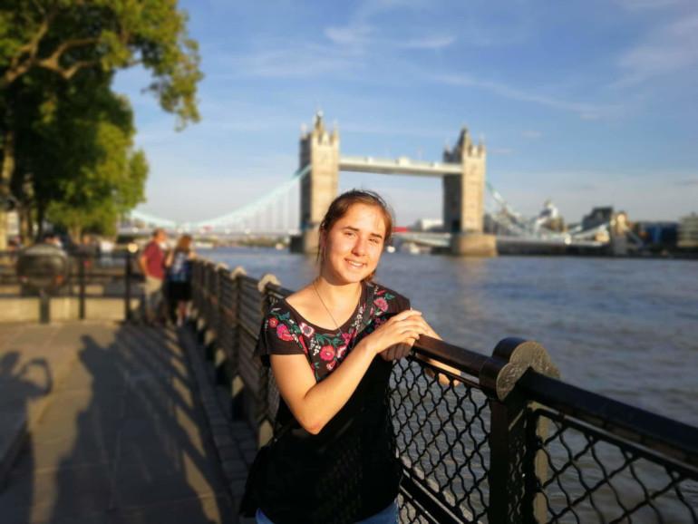 Moje zážitky a dojmy z prvních dvou týdnů v Londýně