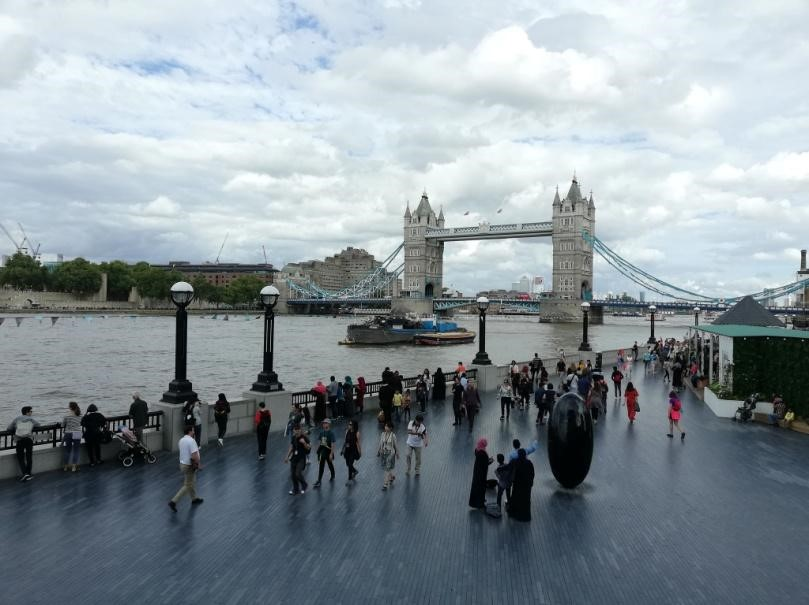 Michal v Londýně: Jak finančně zvládnout život v britské metropoli?
