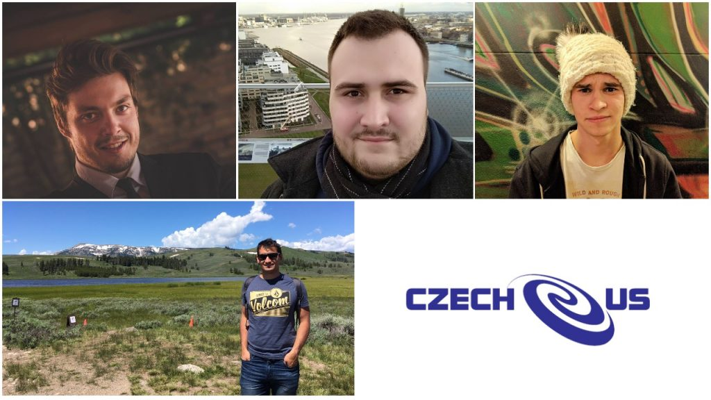 Jaké je to být IT specialista v Czech-us? Dozvíš se od 4 kolegů