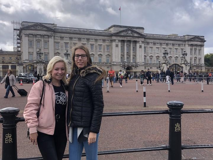 Tereza v Londýně