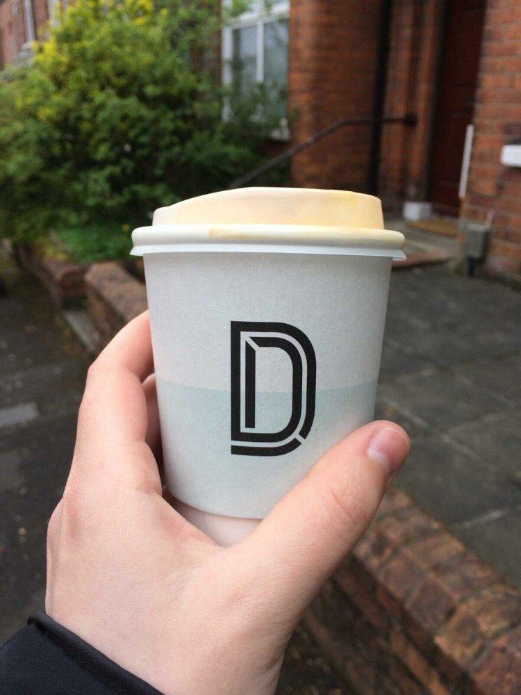 kafe v irsku