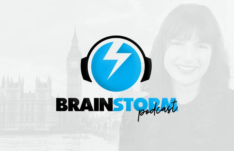brainstorm podcast - studium v anglii