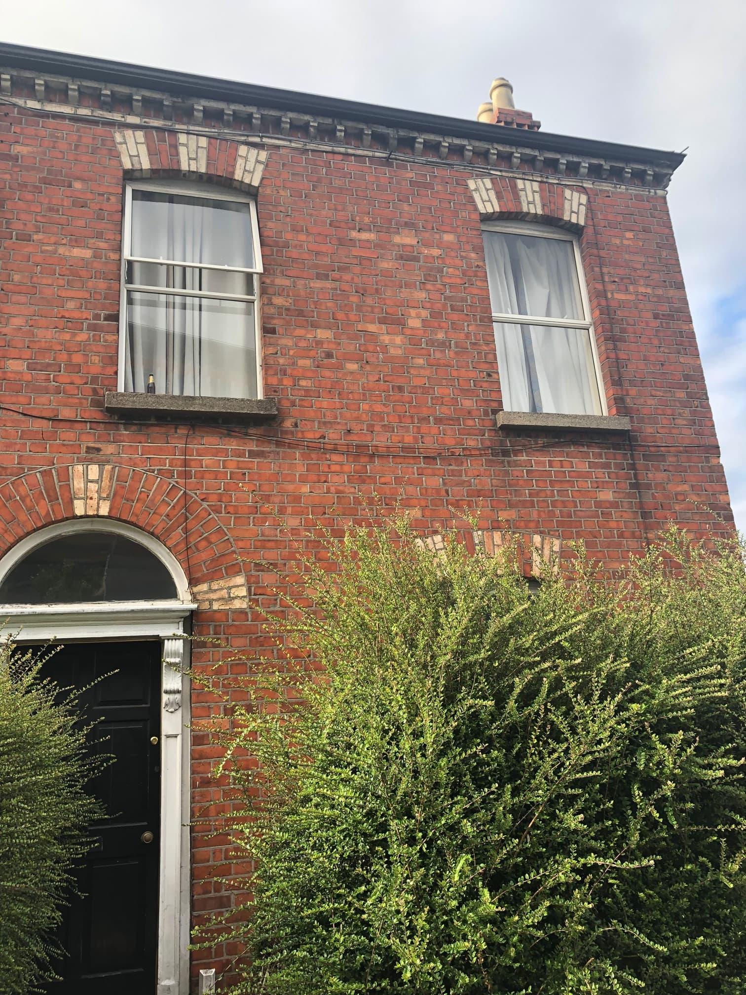 Studentský dům blízko centra Dublinu