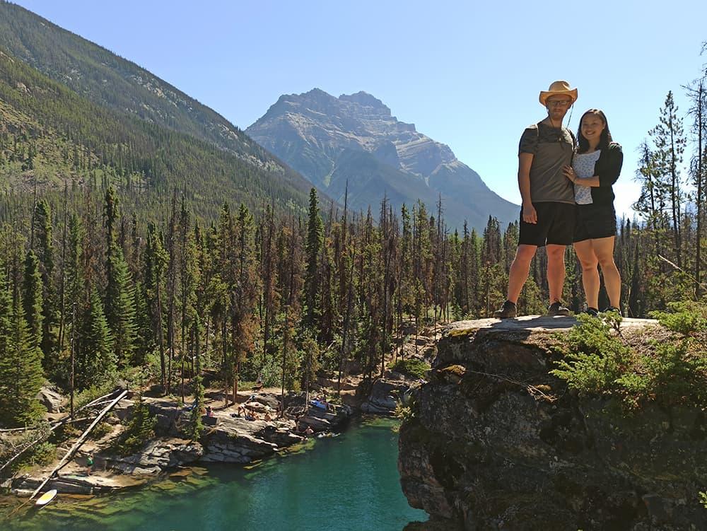 """Petr o pracovním pobytu v Kanadě: """"Tak krásné výhledy jsem v životě neviděl!"""""""