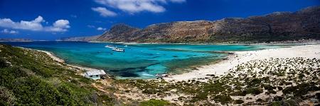 Resort v Řecku