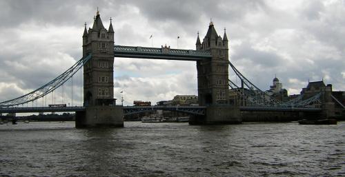 Stáž v Londýně - ano