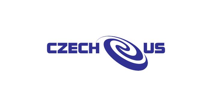 Czech-us Logo velké