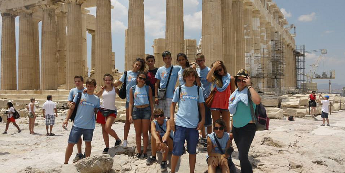 Odyssey Řecko