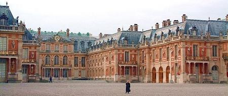 Zámek ve Versailles